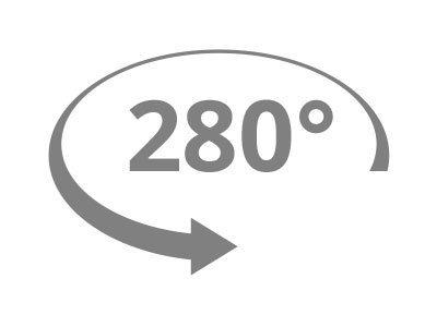 280° Kääntö