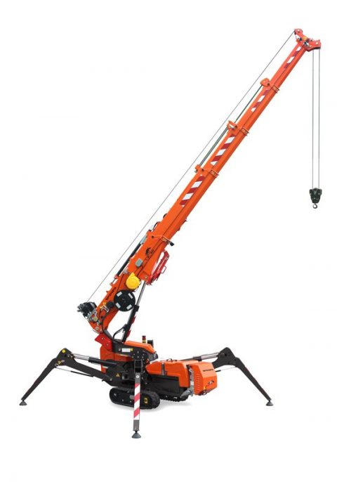 jekko mini crane
