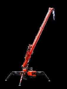 SPX527 mini crane