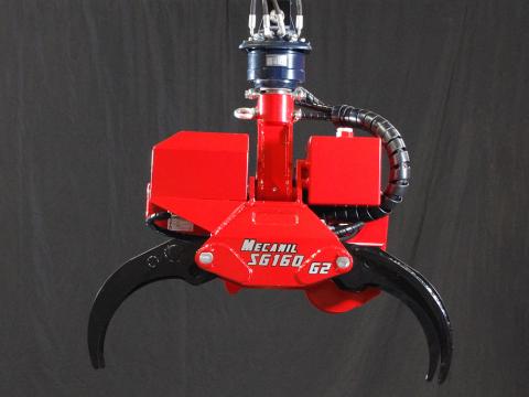 Mecanil kourasaha SG160RC G2