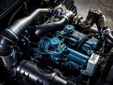 Diesel moottori