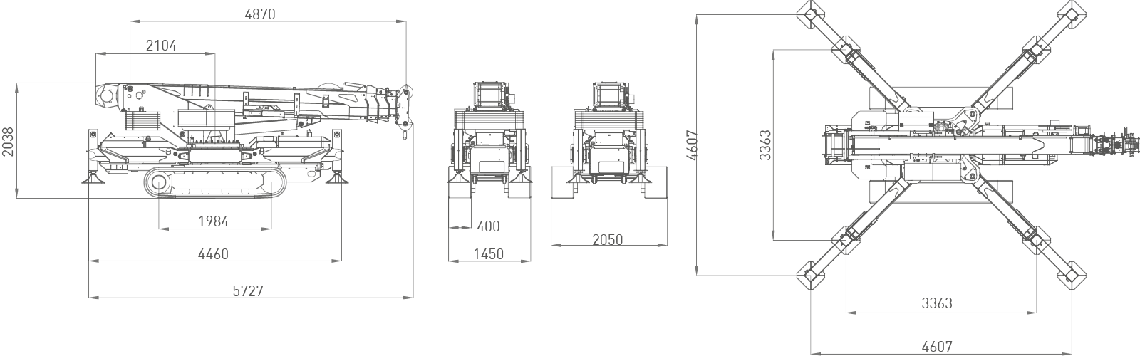 SPX1280-dimensions